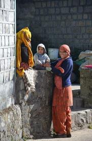India. Dharamkot