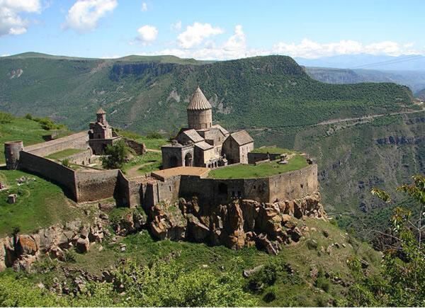 Что испугало Тамерлана в Армении?