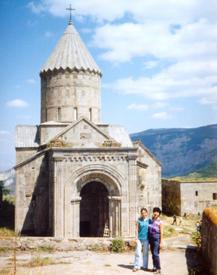 Церковь св. Погоса-Петроса (Петра-Павла) 895-906гг.