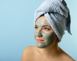 SPA салон дома, или Как использовать голубую глину в косметических целях?