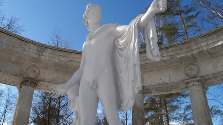 Какой из богов Олимпа - ваш мужчина?