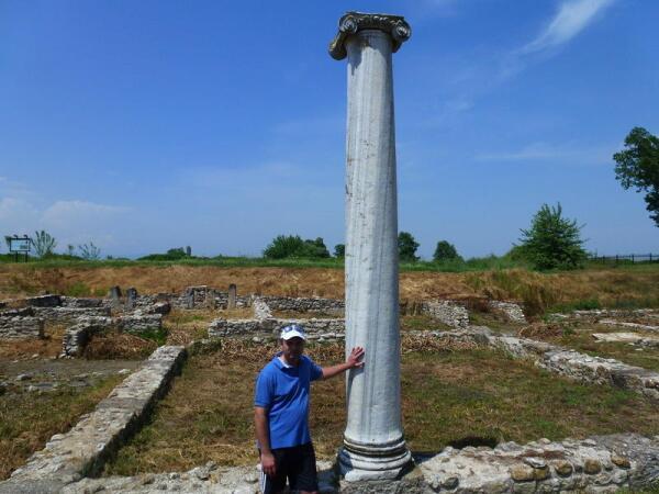 Греция. Город Дион