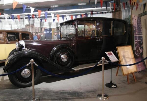 Транспортный музей, Ковентри