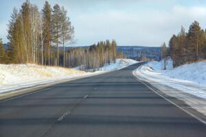 На машине по России: как доехать из Сибири до Москвы?