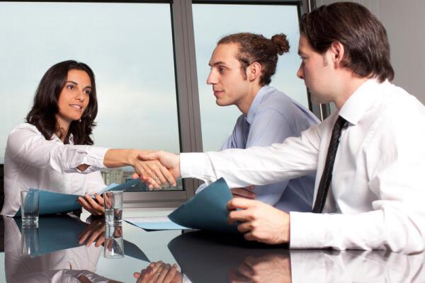 Как найти новую работу? Собеседование