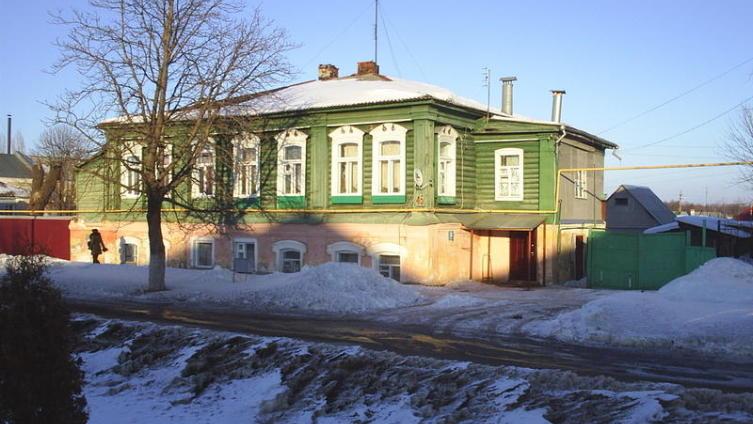 Дом с мезонином в Усмани