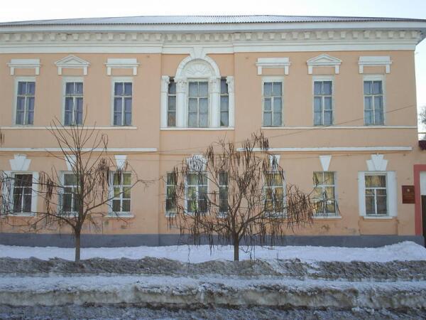Краеведческий музей Усмани