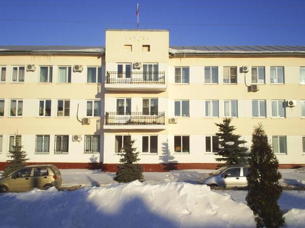 Здание 1930 года постройки в стиле