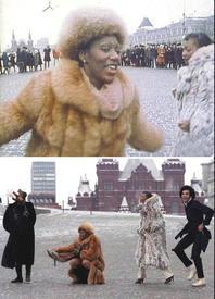 Лиз Митчелл: «С тех пор, как в 78-м мы впервые побывали в СССР по приглашению Леонида Брежнева, у нас сложилась добрая традиция: два-три раза в год обязательно гастролировать в России»