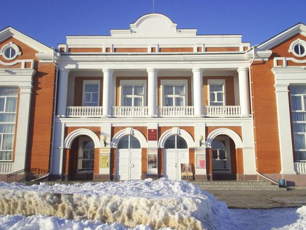 Усманский дворец культуры
