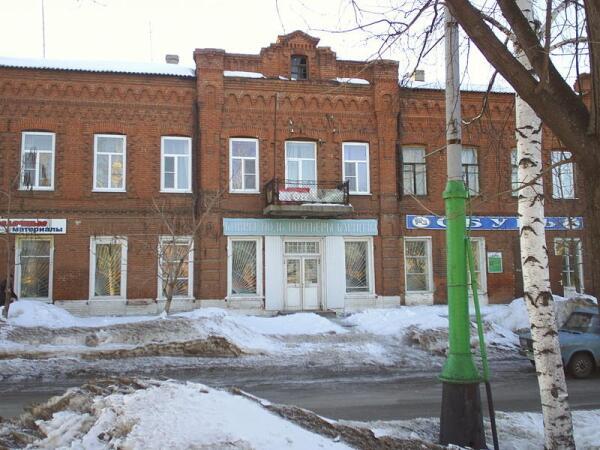 Старый городской фонд Усмани