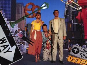 Комедия «Быстрые перемены» (1990). Какому американскому актеру удалось переплюнуть Бельмондо?