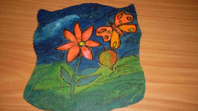 Картинка в цвете