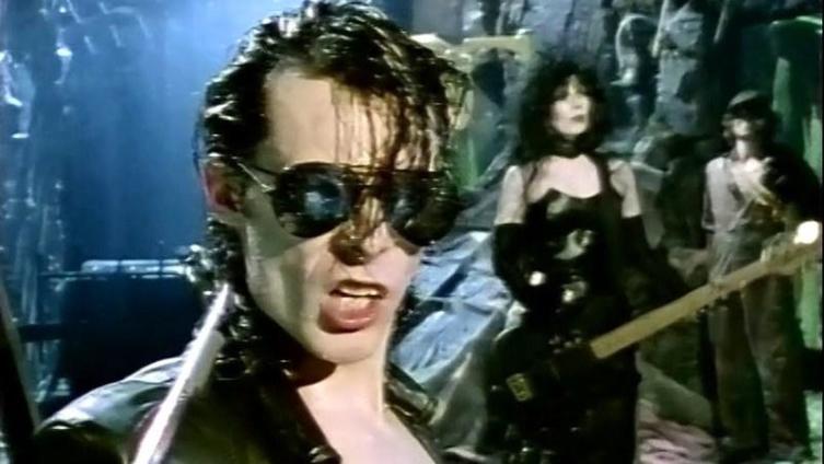 Кадр из клипа «This Corrosion»