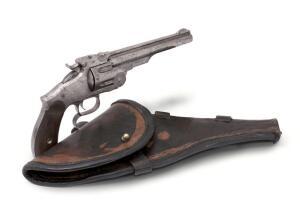Smith & Wesson No. 3 «Russian Model». Почему этот револьвер выпускается с 1869 г. до наших дней? 1. История появления в России