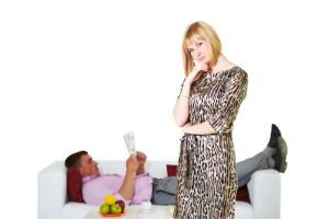 Как побороть лень мужа?