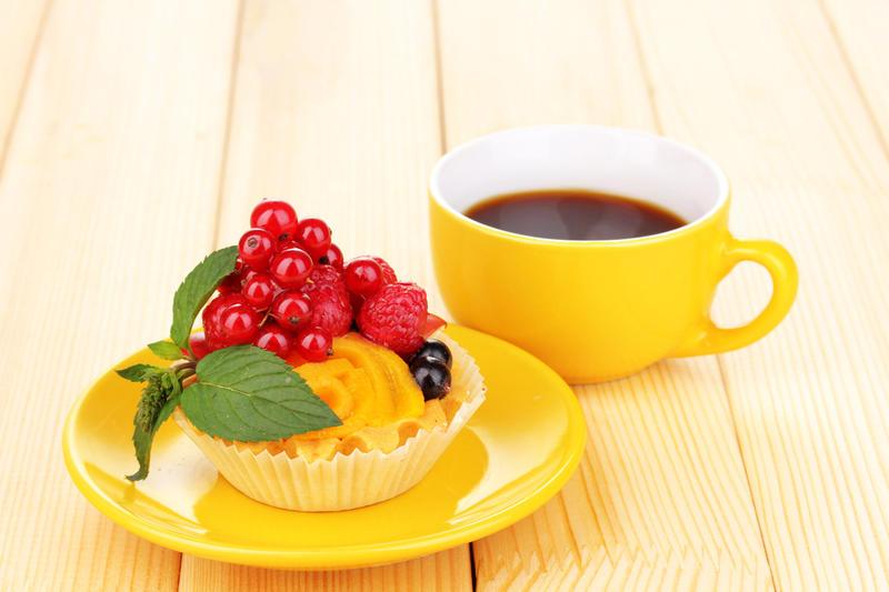 Как цвет посуды влияет на аппетит?
