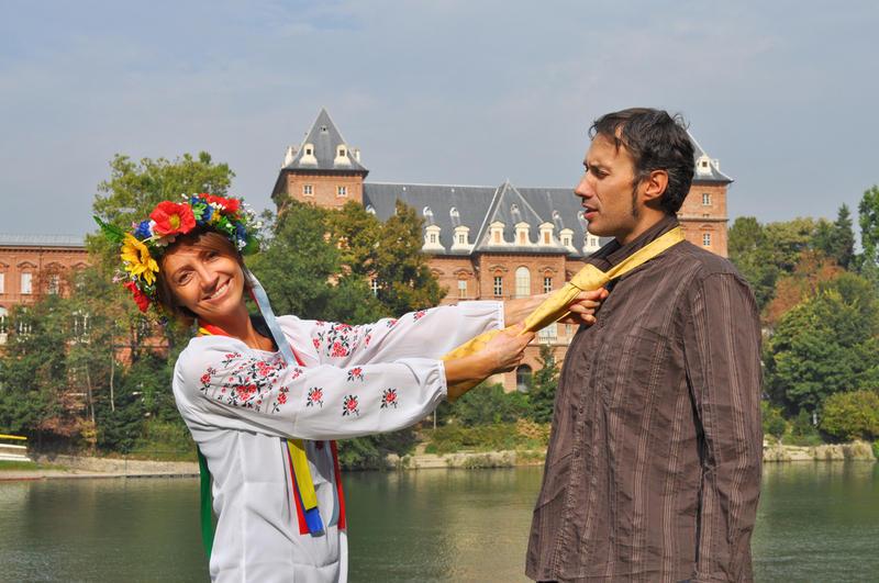 Украинский Знакомство Брак С Иностранцами