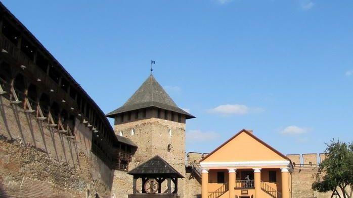 Владычья башня замка