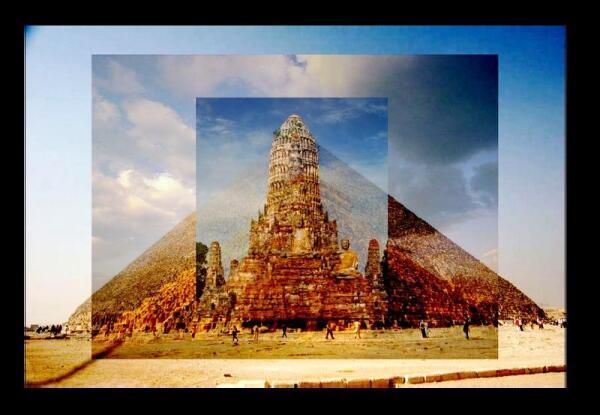 Пирамиды и Храм Аютии