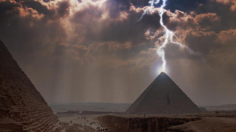 Пирамиды - мистика или мистификация? Три субъективных взгляда на секреты пирамид