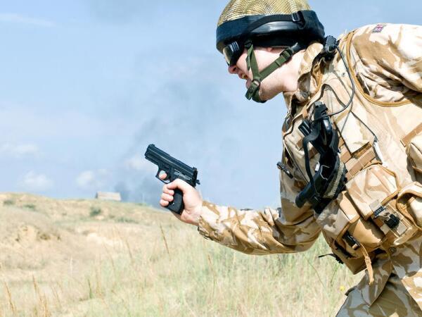 SIG-Sauer P226. Почему его называют «пистолет, доведённый до совершенства»?