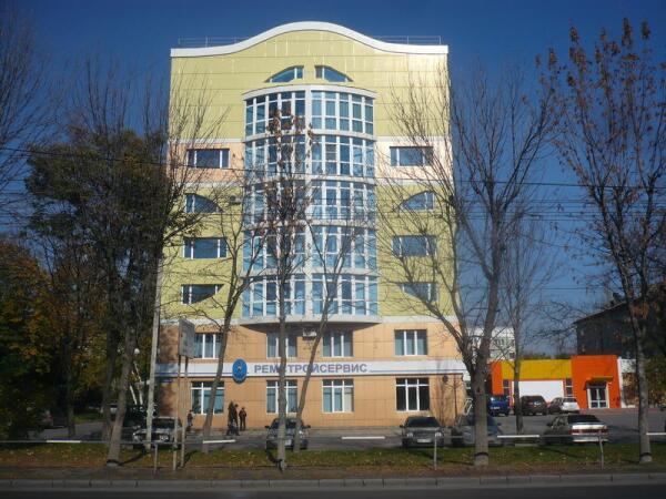 Жилой дом по улице Терешковой