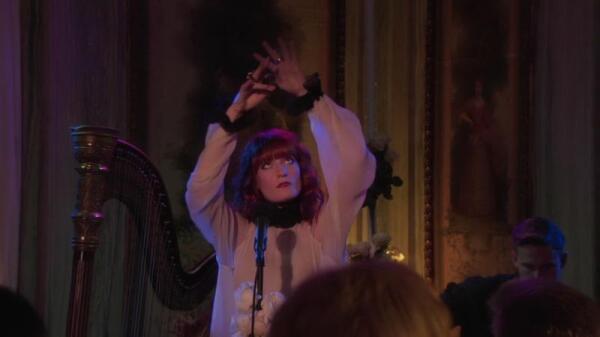 Выступление в сериале группы Florence and the Machine