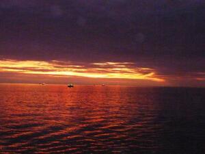 Чем привлекателен отдых на круизном лайнере? Часть 2. Встреча Нового года