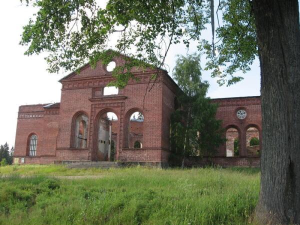 Что роднит карельский райцентр Лахденпохья с финской столицей?