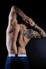 Преимущества такой татуировки - долговечность и стиль