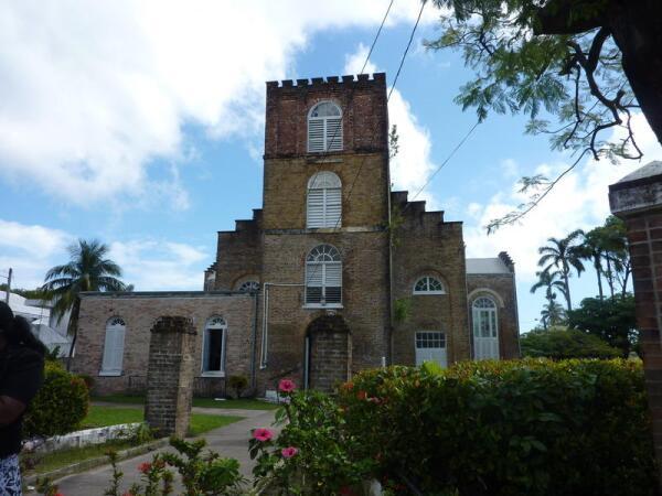 Собор Сент Джон, старейшая англиканская церковь