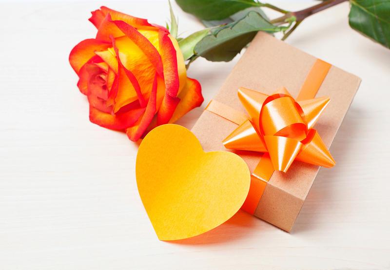Что подарить в День святого Валентина?