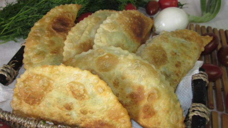 Болгарские чебуреки (Ругувачки)