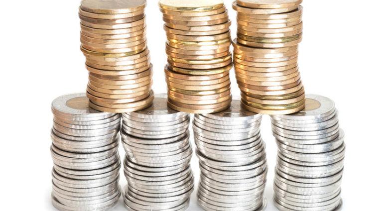 Из чего делают монеты? Золото, серебро... Алюминий, бронза, латунь, глина, фарфор, уголь...