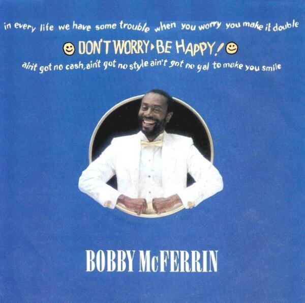 МакФеррин: «Многие думают, что это я нарочно решил написать поп-хит, чтобы заработать денег. Но, Боже упаси. Я не знаю, как пишутся эти самые хиты, и никогда не пытался сесть и из себя что-нибудь такое вымучить»