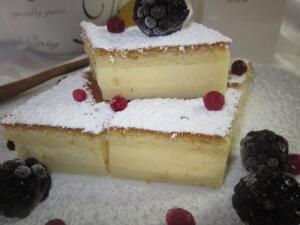 Как приготовить «умное пирожное»?