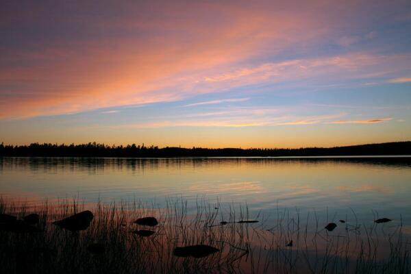 Озеро Эльчинъярви