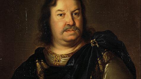 Яков Фёдорович Долгоруков (Долгорукий) (1659 - 1720 гг.)