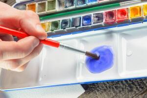 Зачем художники рисуют?