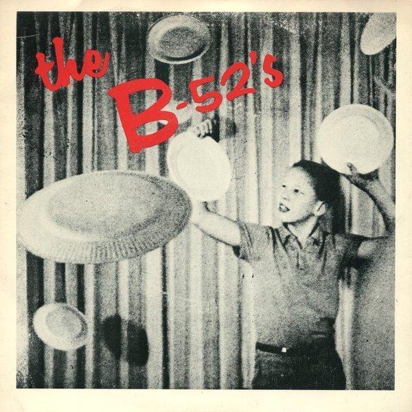 Обложка сингла «Rock Lobster» 1979 г.