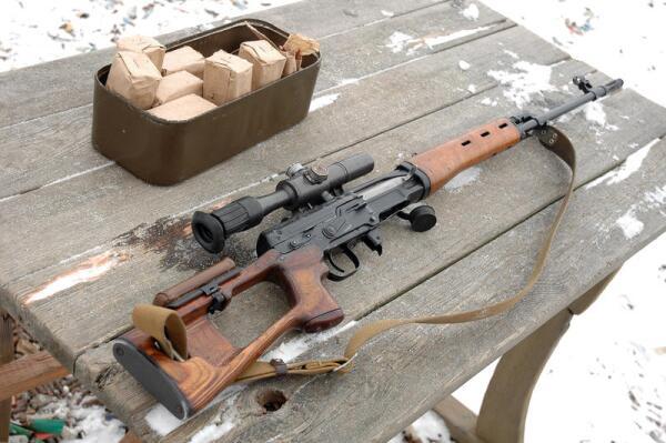 Снайперская винтовка Драгунова. За что ее называют «легендарная снайперская винтовка»? 1. История создания