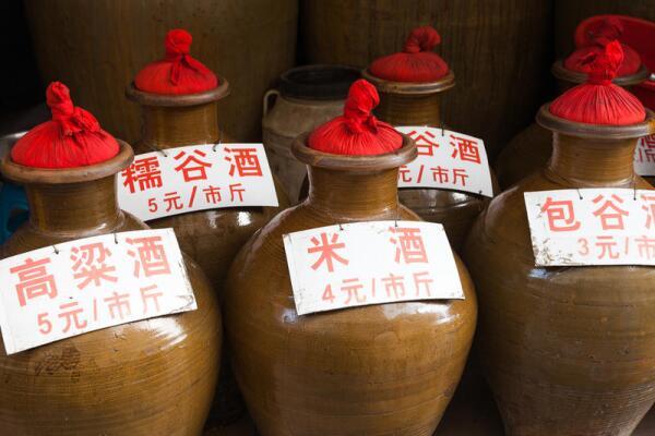 Что пьют в Китае? Традиционные китайские спиртные напитки
