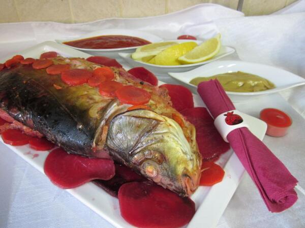 Как приготовить фаршированную рыбу?