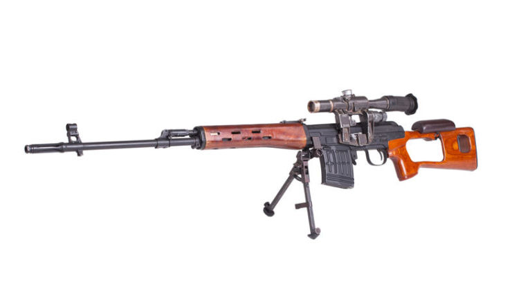 Снайперская винтовка Драгунова. За что ее называют «легендарная снайперская винтовка»? 2. Особенности конструкции