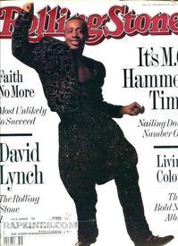 MC Hammer: «Говорят, даже Версаче хотел такие штаны, какие были у меня двадцать лет назад»
