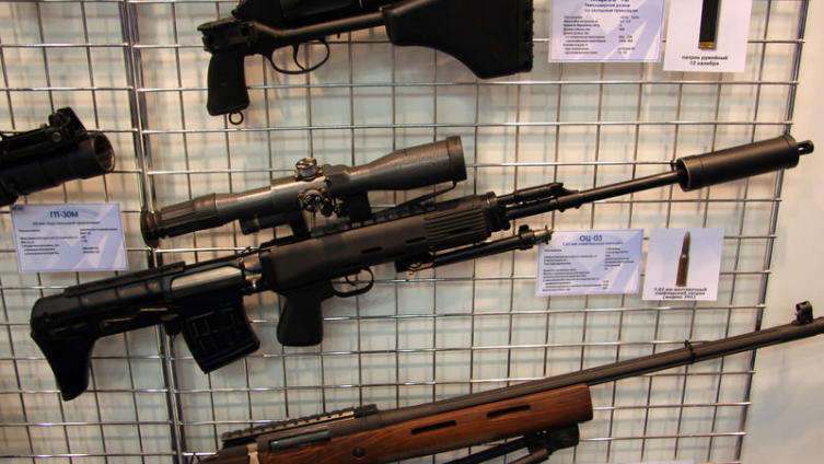 Снайперская винтовка СВУ-АС (ОЦ-03АС). Почему ее называют «винтовкой для городского боя»?