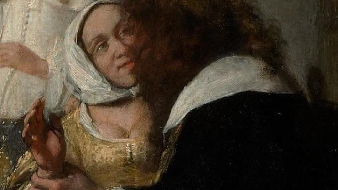 The Visit (Визит), фрагмент «Он и она»