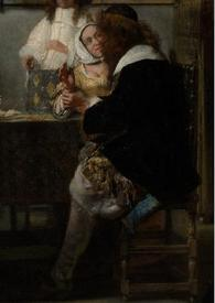 The Visit (Визит), фрагмент «Костюм кавалера»