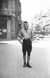 Евгениуш Локайский. Варшава. Северное Срудместье. Сентябрь, 1944